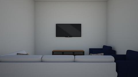 living room1 - Modern - Living room  - by Ronald Bryson