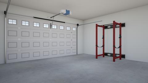 2 Car Garage Template - by rogue_6618d68db616e477e211ef661a00b