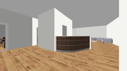 0 floor - Office  - by Mariusz Kolakowski