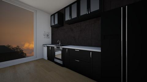 kitchen irl - Kitchen  - by designermars