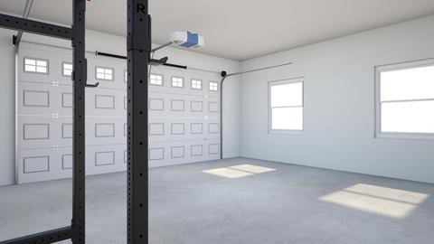 2 Car Garage Template - by rogue_d525e2977a2451ec93d1d904ef2cf