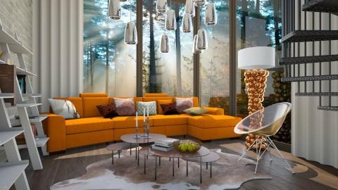 Renovation - Modern - Living room  - by Liu Kovac