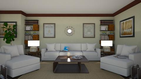 Teresa Lisbon - Eclectic - Living room  - by Elenny