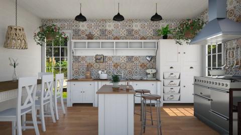 Handmade - Vintage - Kitchen  - by Liu Kovac