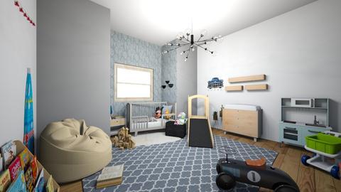 uz - Kids room  - by lalalandan
