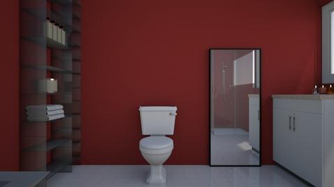 Banioo de Daka 3 - Bathroom  - by PaolaRoque