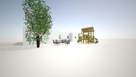 Patio - Modern - Garden  - by rickazo