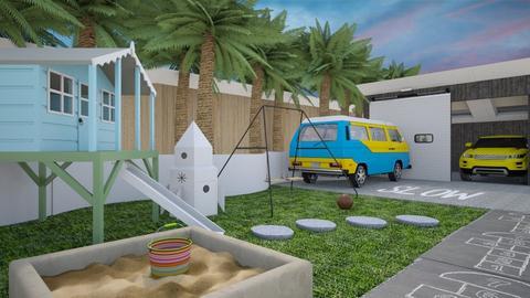 Park and Play - Garden  - by amyskouson