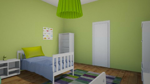 rtyjk - Modern - Kids room  - by marvelentza