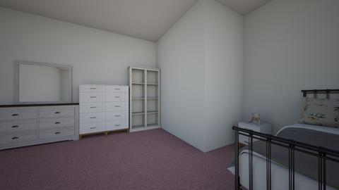 girl bedroom - Kids room  - by wleung662