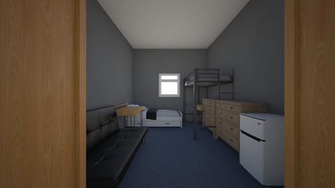 Dorm 8 - by 21joseumen