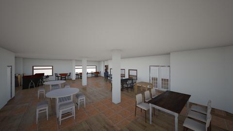 Kantine 4 - Vintage - Dining room  - by marcaado