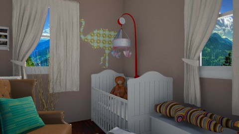 Nursery - Classic - Kids room  - by anjuska9
