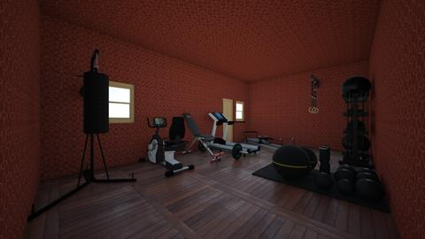 ready to get fit 1 - Classic - by Licorice123