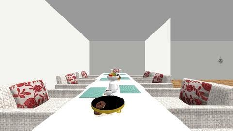 Fancy Pants - Vintage - Dining room  - by redpanda25