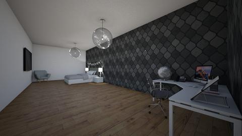 000 - Bedroom  - by urskadrevensek