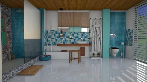 Bath time - Modern - Bathroom  - by carina68