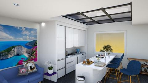 Skylight Morning - Kitchen  - by Khayla Simpson