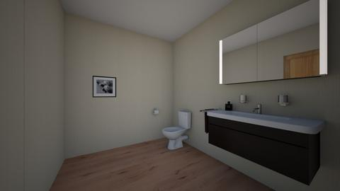 bano - Living room  - by jesusmerino9