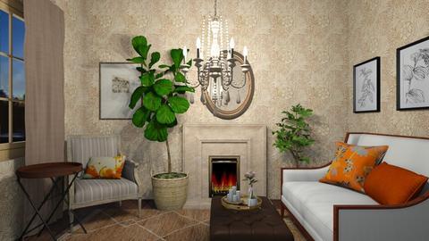 living room - Classic - Living room  - by steker2344