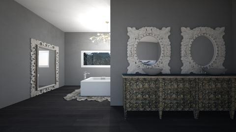 jean paul gaultier - Bathroom  - by mireiaalamo11