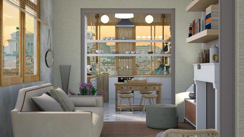 Homely home  - Eclectic - by augustmoon