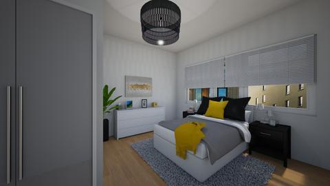 Nr10 - Bedroom - by Eszter Potor