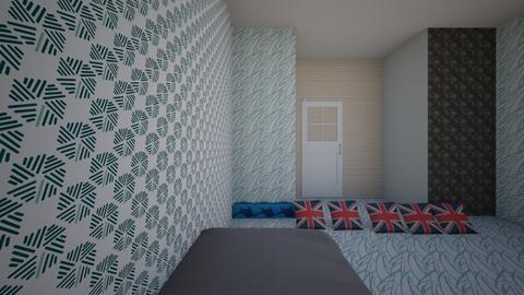 jeziorowa 4817 - Kids room  - by TOMEKS5A