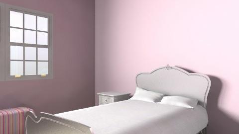 Nyla's Room - Retro - Bedroom  - by Nictoriassecret
