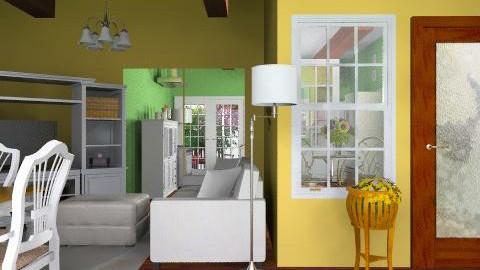 kitchen 2 - Country - Kitchen  - by laruue