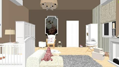 Nbf - Bedroom - by GinaAlhambra