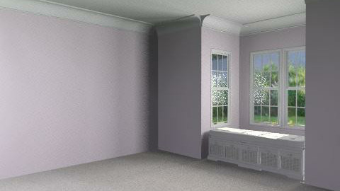 Feminine Living Area - Minimal - Bedroom  - by sosudevco