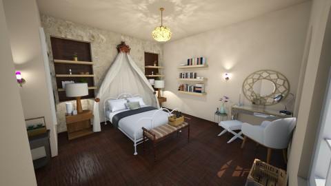 Morning  - Classic - Bedroom  - by Yana_Arsenyuk