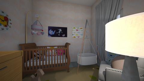 nursery - Kids room  - by grace_interior