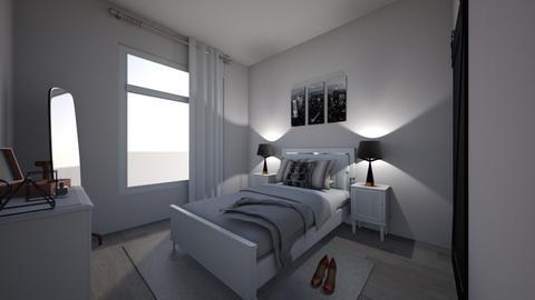 1st design - Bedroom - by ElianeInteriors