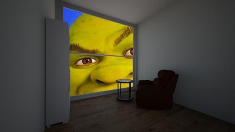 shrekwrecks special - Living room  - by shrekwrecks