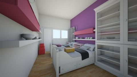you - Dining room - by riikkardo