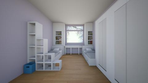 lavander - Kids room  - by WoodenWorkShop