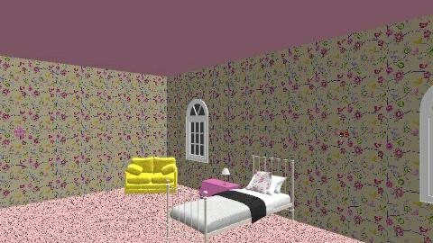 Barbie New Home - Glamour - Living room  - by JoyfulinSLC