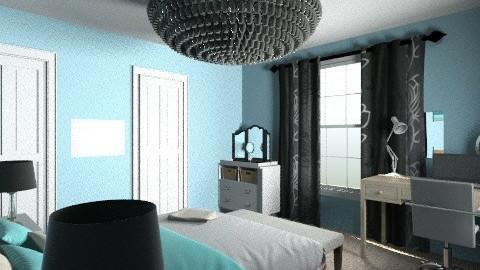 My Room - Vintage - Bedroom  - by adacleary