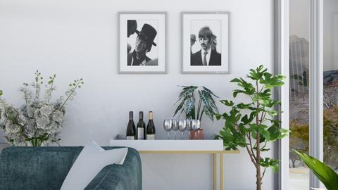 DG 3007 - Living room - by diegobbf