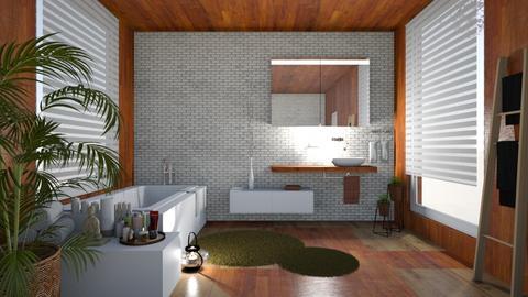 Ada Bart - Global - Bathroom - by AdaBart