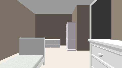 my bedroom - Bedroom - by Erinrose