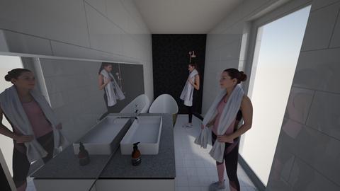 Nauja vonia - Bathroom - by Dennkka