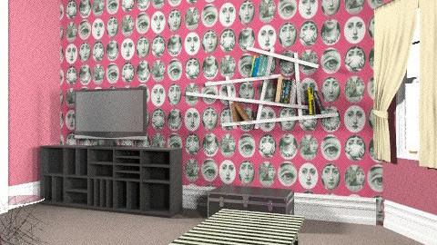 Living room - Retro - Living room  - by GeorgeNash
