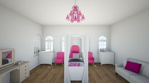 my sisters dream room - Retro - Kids room  - by ahuvsters