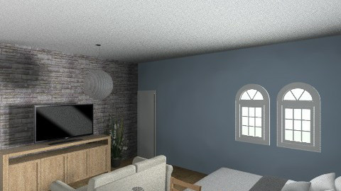 My Studio - Rustic - by DiCosta