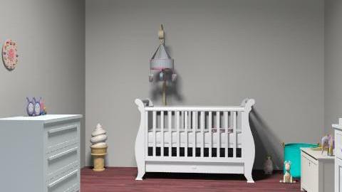 babyyyyyyyyiyyyyyyyyyyyyyyii - Classic - Kids room  - by jdillon