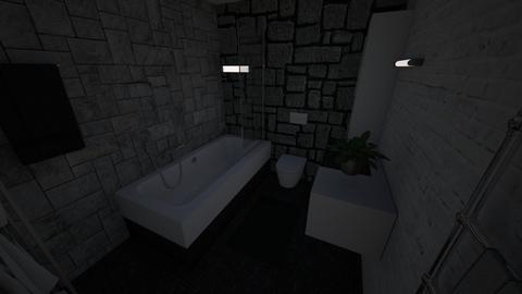 1234 - Minimal - Bathroom  - by 682239