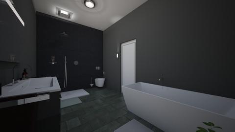 Week4_Ben - Bathroom - by kdegens